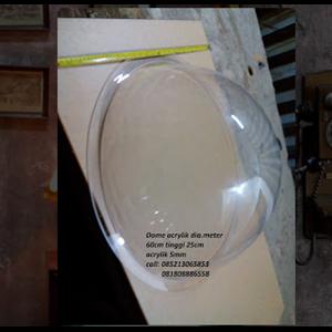 Dome Acrylik (Akrilik Setengah Bola)