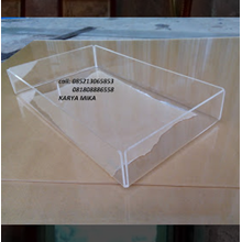 Tray Display Acrylic