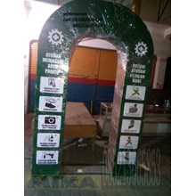 Safety Gate Acrylic