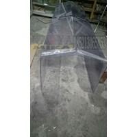 Tekuk akrilik PVC Polycarbonate 1