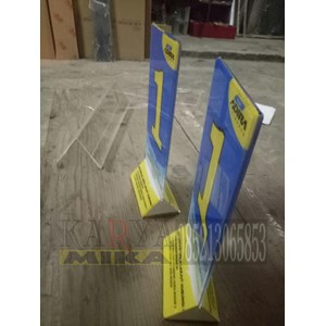 Papan Counter Akrilik