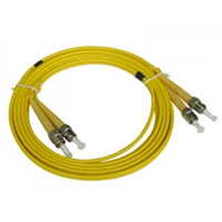 Jual Kabel Patch Cord Netviel Prysmian St-St  - Duplex Singlemode 9Um 125Um