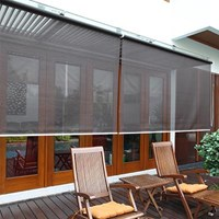 Jual Solar Screen Exterior Blind