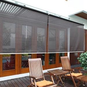 Solar Screen Exterior Blind
