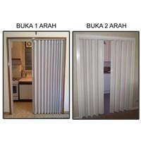 Jual PVC Folding Door Harga Murah Jakarta oleh Toko Bombay Antik