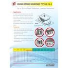 Anti Vibratory Insulation Genset Engine Pump Chiller Fan 6