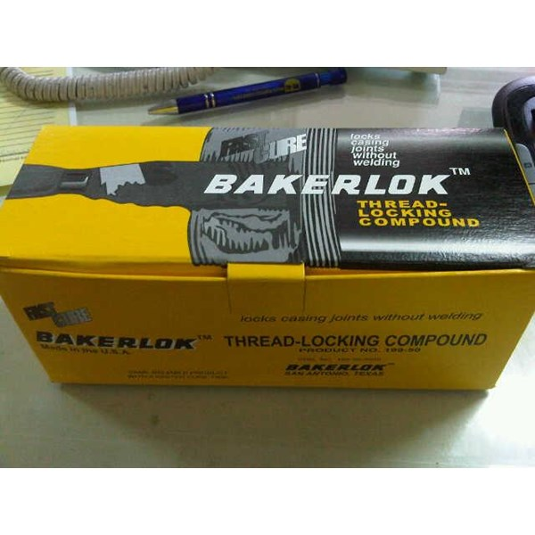 Bakerlok  19950 Thread  - Locking Compound Seal Mesin dan Industri