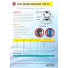 Altrand Spring Mounting anti vibration isolator 3