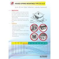 Spring Mounting damper anti vibrasi Altrand  Murah 5