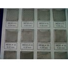 Screen Wiremesh stainless steel 8