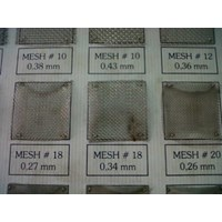 Jual Screen Wiremesh stainless steel