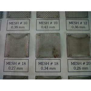 Screen Wiremesh stainless steel