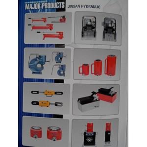 Jinsan Hidrolik Enerpac  Hand Pump Cylinders