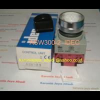 Jual ASW300-2 Idec Izumi Selector Switch 3 Posisi
