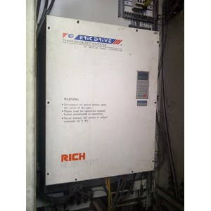 Repairing Inverter Eric Drive 110Kw - 400V