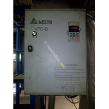 Inverter Delta Vfd-B 75Kw - 460V Mc. Dyeing
