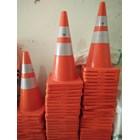 Traffic cone karet 70cm 1