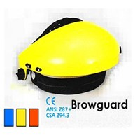 Helmet Safety Browguard