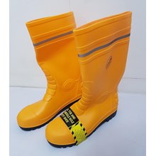 Sepatu Safety Boot Steel Horse