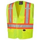Pakaian Safety rompi polyester 4 kantong 1