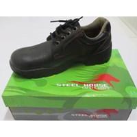 Sepatu safety Steel Horse 9138