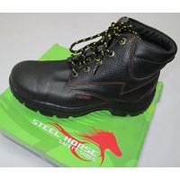 Sepatu safety Steel Horse 9368 Surabaya