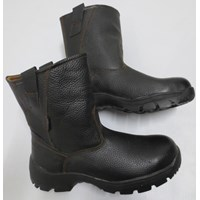 Sepatu safety Steel Horse 9599 Hitam