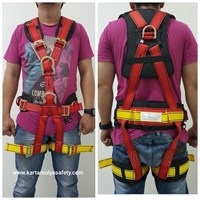 Full body harness Karam PN56