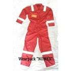 Pakaian safety Wearpack anti dan tahan api Fire Retardant 1