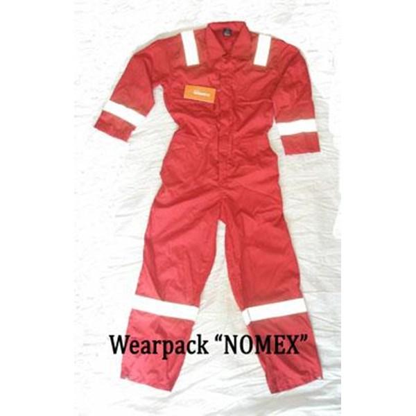 Pakaian safety Wearpack anti dan tahan api Fire Retardant