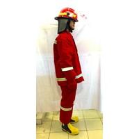 Dari Jaket tahan api Kill Fire Nomex IIIA baju mantel jaket celana 1