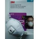 Masker pernapasan 3M N95 model 8212 2