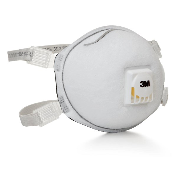Masker pernapasan 3M N95 model 8212