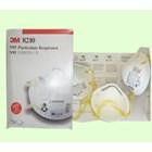 Masker pernapasan 3M N95 tipe 8210 2