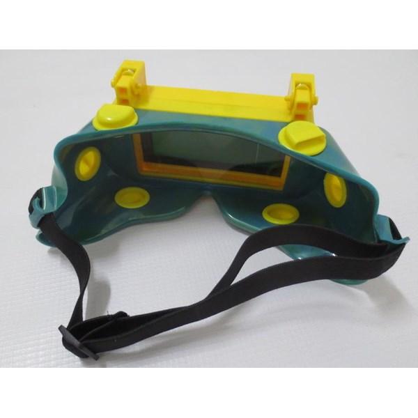 Kacamata safety Las autodark