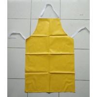 Pakaian safety Apron PVC