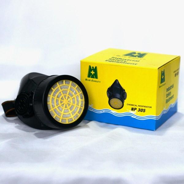 Masker pernapasan NP305 single chemical respirator