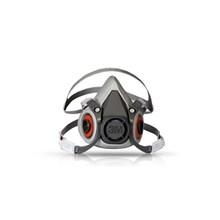 Masker pernapasan 3M half face tipe 6200