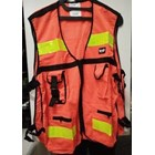 Safety vest Asgard with 4 packs 2