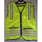Pakaian safety Rompi Security polos 1