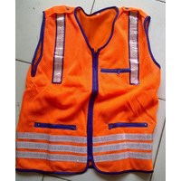 Distributor Pakaian safety Rompi Security polos 3