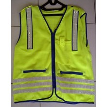 Pakaian safety Rompi Security polos