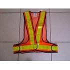 Pakaian Safety Rompi jaring V scotlite 1