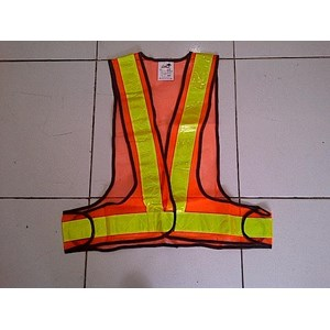 Pakaian Safety Rompi jaring V scotlite