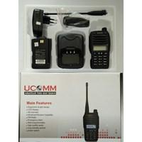 Radio komunikasi Handy Talky Ucomm