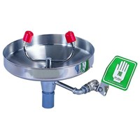 Emergency eyewash EW402 Wall mounted eye washer