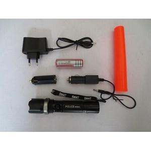 Senter Flashlight SWAT