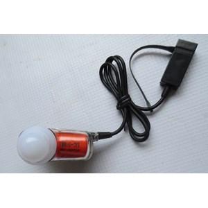 Lampu flash untuk Jaket pelampung dengan batere Lithium