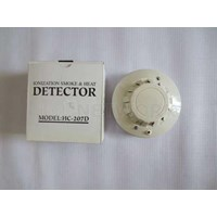 Jual Detektor asap Ionization Smoke and Heat Detector