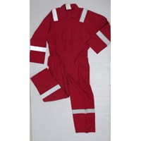 Pakaian Safety Fire retardant Nomex